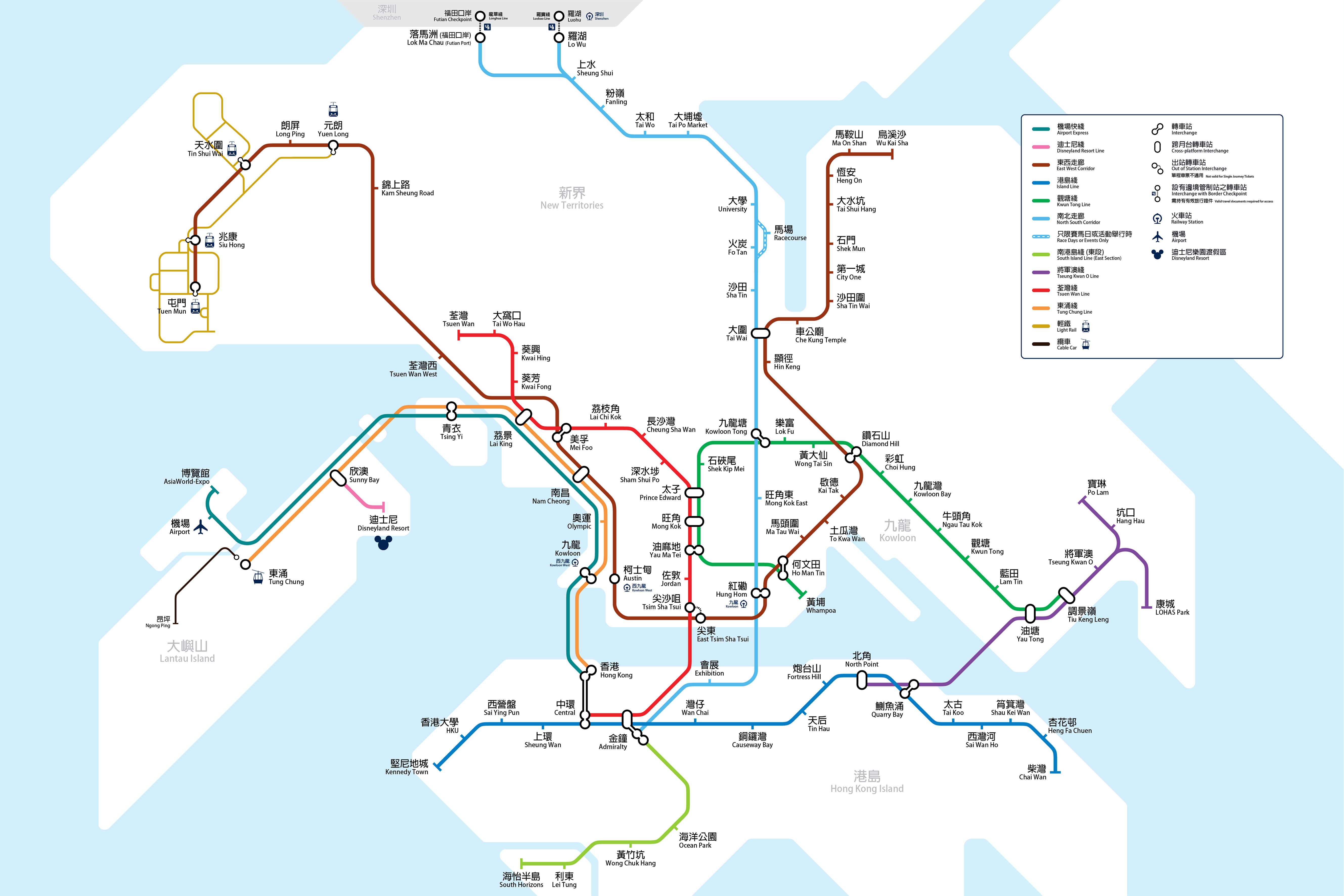 Hong kong mtr interactive travel map gumiabroncs Images